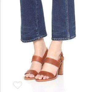 Madewell Natural Maya High Heel Sandal